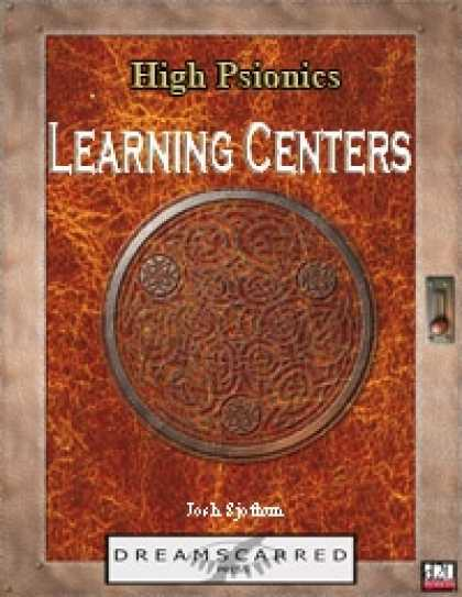 Role Playing Games - High Psionics: Learning Centers