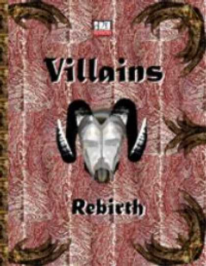 Role Playing Games - Villains: Rebirth