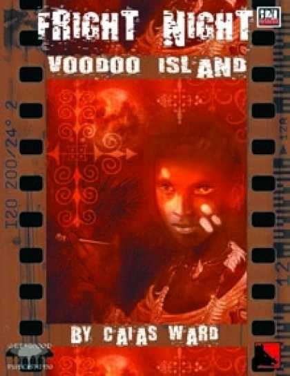 Role Playing Games - Fright Night: VOODOO ISLAND