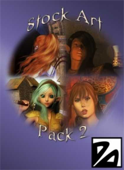 Role Playing Games - DAP Stock Art Pack 2