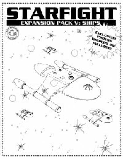 Role Playing Games - STARFIGHT: Expansion pack V, ships