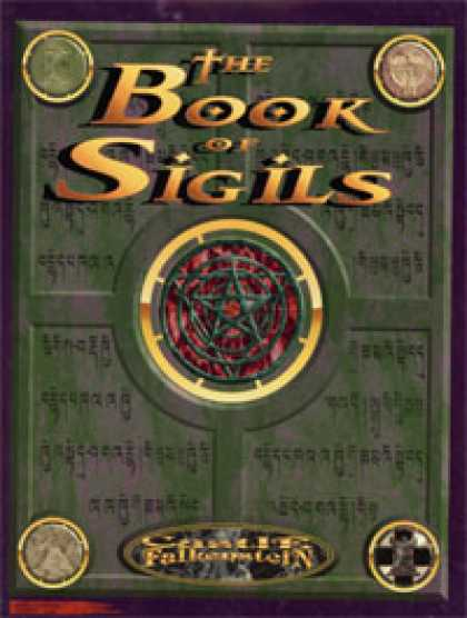 Role Playing Games - The Book of Sigils