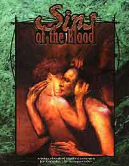 Role Playing Games - Sins of the Blood (WW2421)
