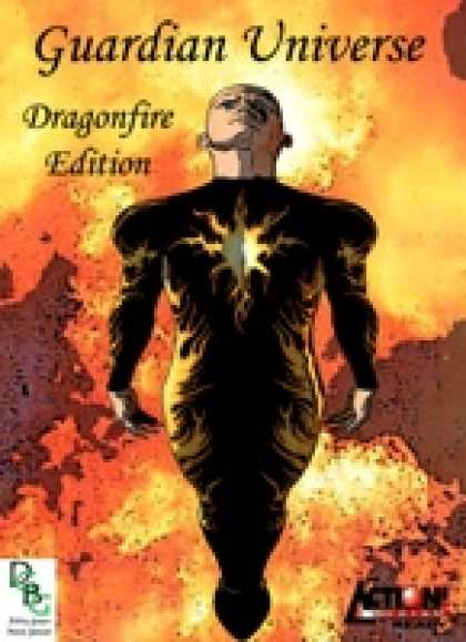 Role Playing Games - Guardian Universe: Dragonfire Edition