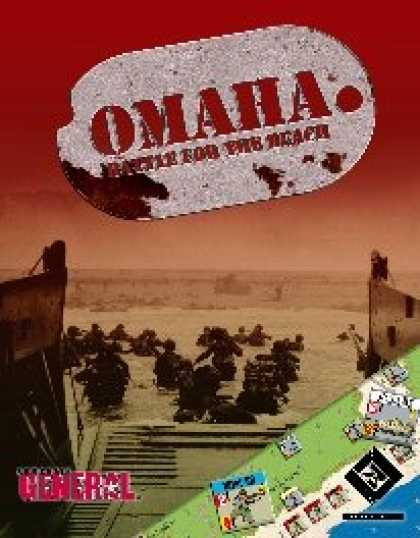 Role Playing Games - Omaha: Battle for the Beach