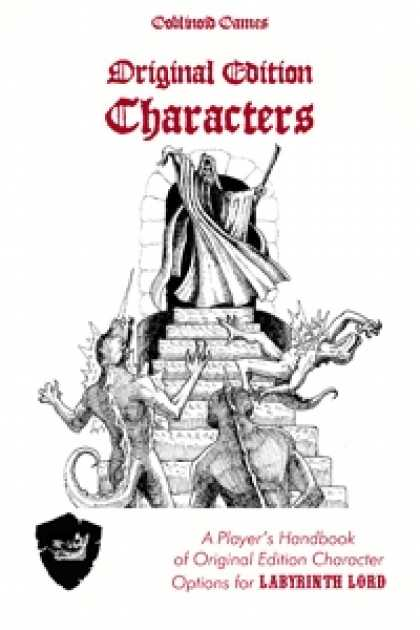 Role Playing Games - Original Edition Characters