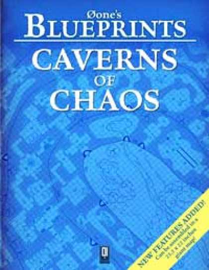 Role Playing Games - 0one's Blueprints: Caverns of Chaos
