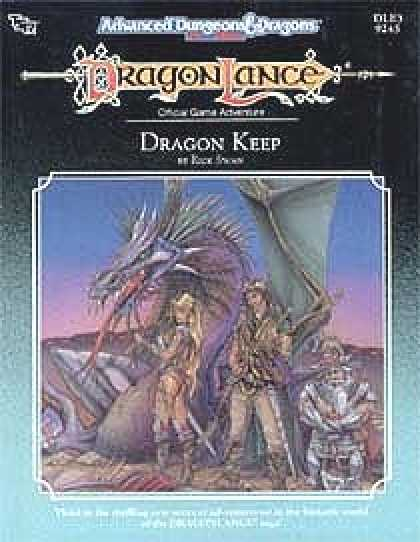 Role Playing Games - Dragon Keep
