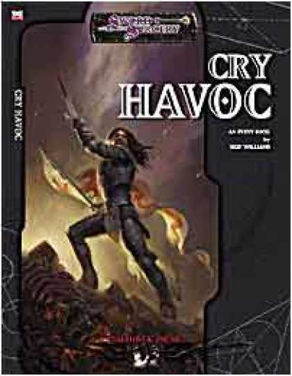 Role Playing Games - Cry Havoc