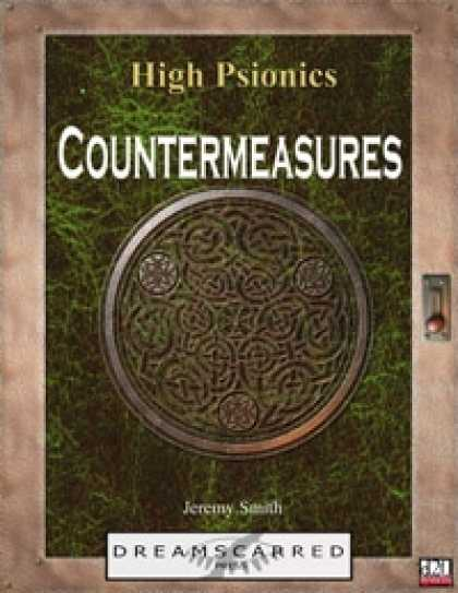 Role Playing Games - High Psionics: Countermeasures
