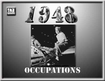 Role Playing Games - 1948: Occupations