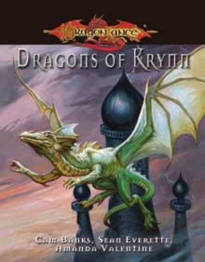 Role Playing Games - Dragons of Krynn
