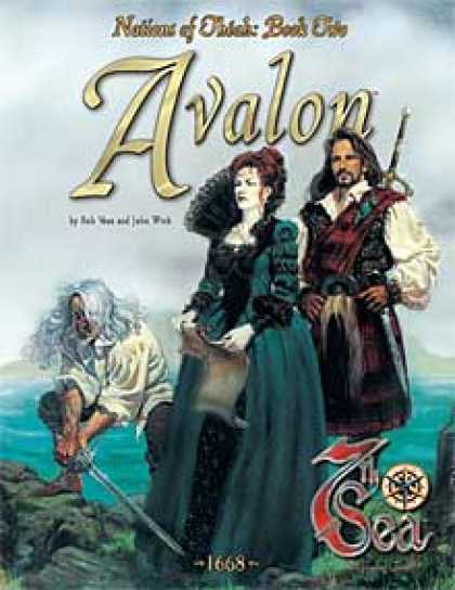 Role Playing Games - Avalon