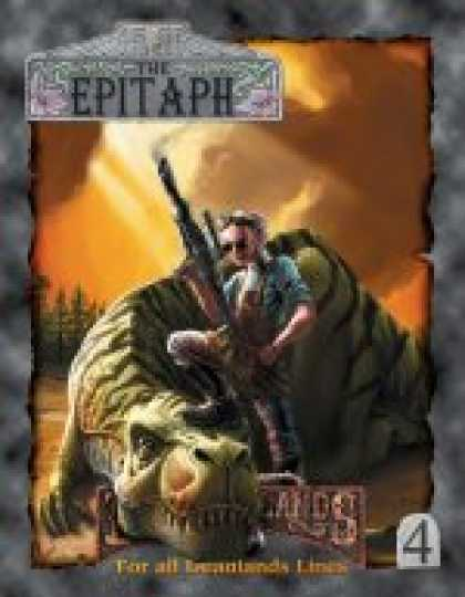 Role Playing Games - PEG3004 Epitaph #4