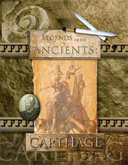 Role Playing Games - Legends of the Ancients: Carthage