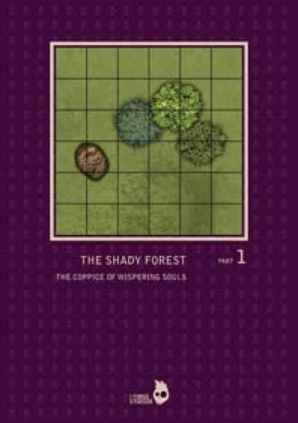 Role Playing Games - The Shady Forest Part1 - The Coppice Of Wispering Souls