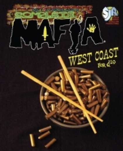 Role Playing Games - Complete Mafia: West Coast