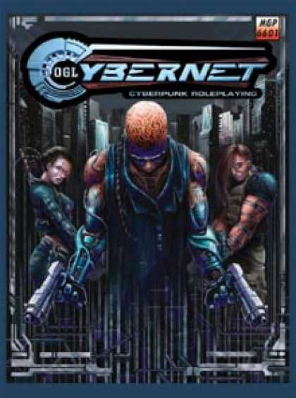 Role Playing Games - OGL Cybernet