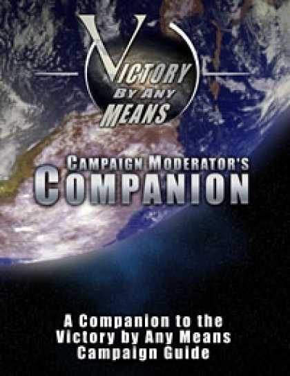 Role Playing Games - Campaign Moderator's Companion