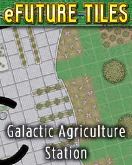 Role Playing Games - eFuture Tiles: Galactic Agriculture Station