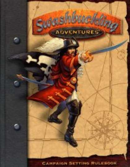 Role Playing Games - Swashbuckling Adventures