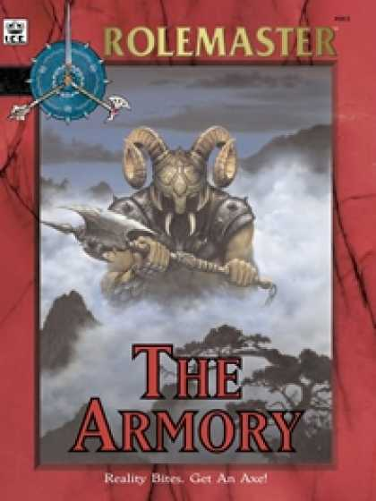 Role Playing Games - The Armory PDF