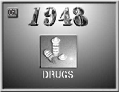 Role Playing Games - 1948: Drugs