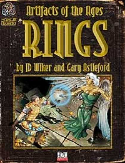 Role Playing Games - Artifacts of the Ages: Rings
