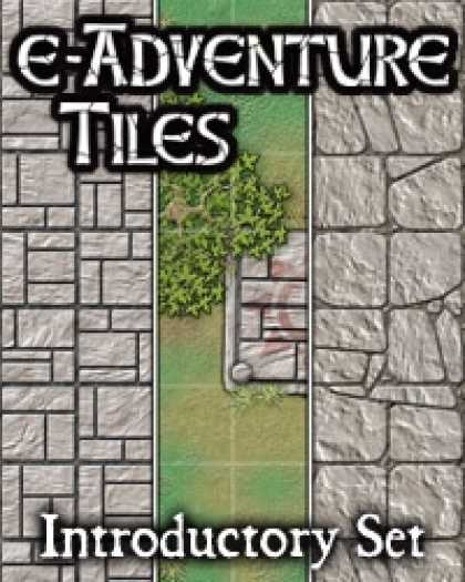 Role Playing Games - e-Adventure Tiles: Introductory Set
