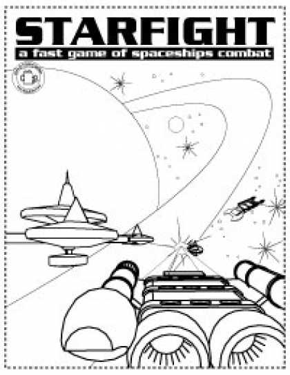 Role Playing Games - Starfight: a fast game of spaceships combat
