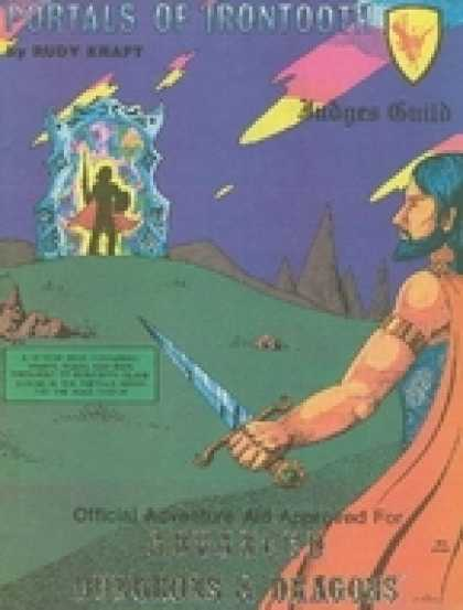 Role Playing Games - Portals of Irontooth (1981)