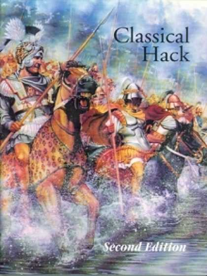 Role Playing Games - Classical Hack: Ancient Warfare 600 BC to 600 AD Second Edition