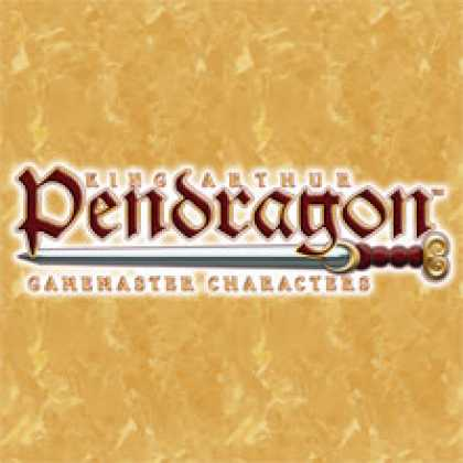 Role Playing Games - Pendragon Gamemaster Characters