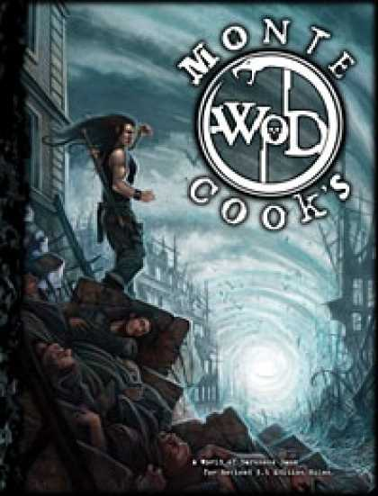 Role Playing Games - Monte Cook's World of Darkness