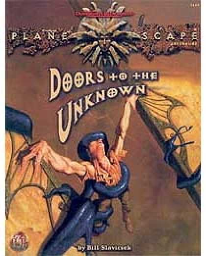 Role Playing Games - Doors to the Unknown