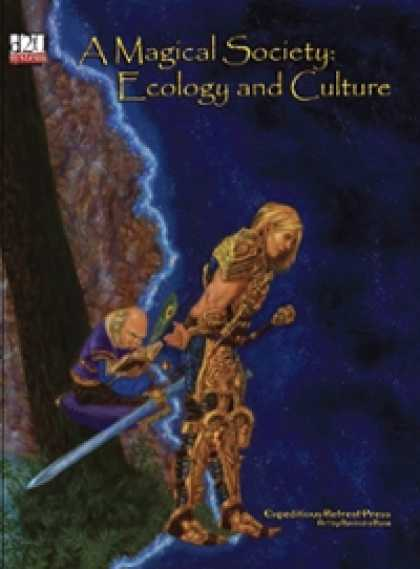 Role Playing Games - A Magical Society: Ecology and Culture