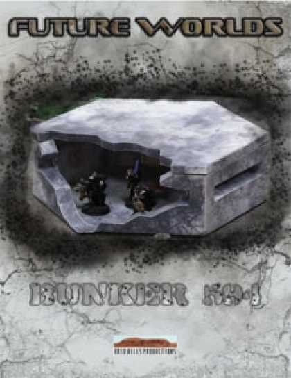 Role Playing Games - Future Worlds: Bunker 594