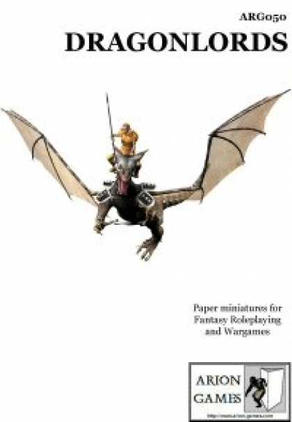 Role Playing Games - DragonLords Set