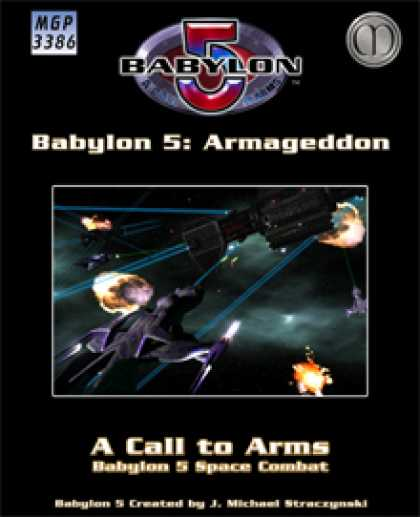Role Playing Games - Babylon 5: Armageddon