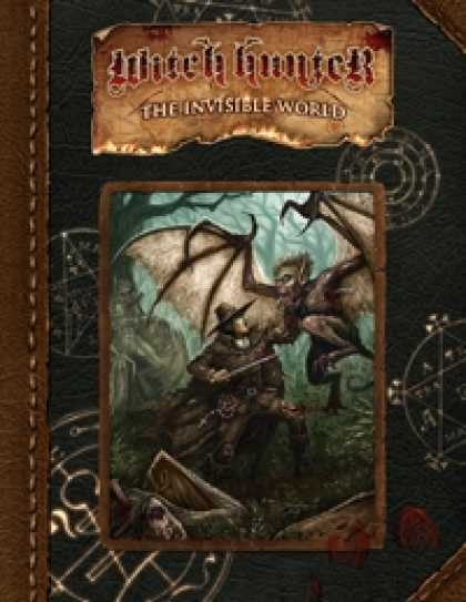 Role Playing Games - Witch Hunter: the Invisible World