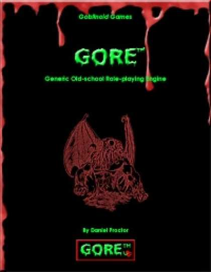 Role Playing Games - GORE