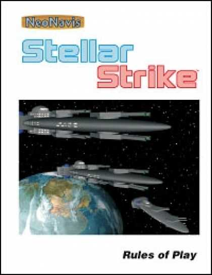 Role Playing Games - Stellar Strike