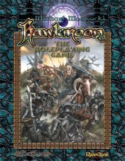 Role Playing Games - Hawkmoon the Roleplaying Game