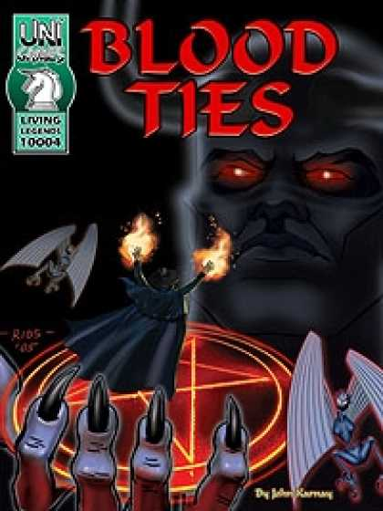 Role Playing Games - Blood Ties