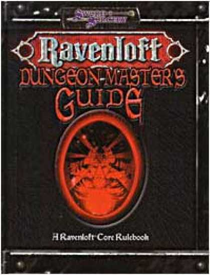 Role Playing Games - Ravenloft Dungeon Master's Guide