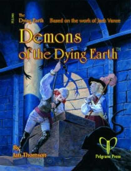 Role Playing Games - Demons of the Dying Earth