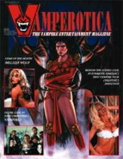 Role Playing Games - Vamperotica Magazine V1N06