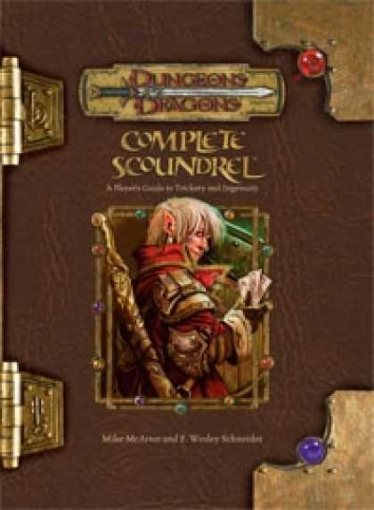 Role Playing Games - Complete Scoundrel