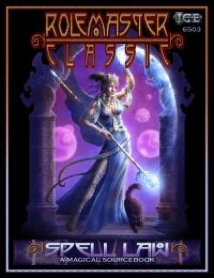 Role Playing Games - Rolemaster Classic: Spell Law