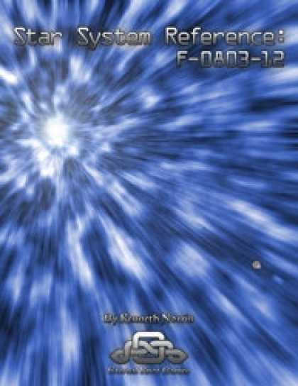 Role Playing Games - Star System Reference: F-0803-12